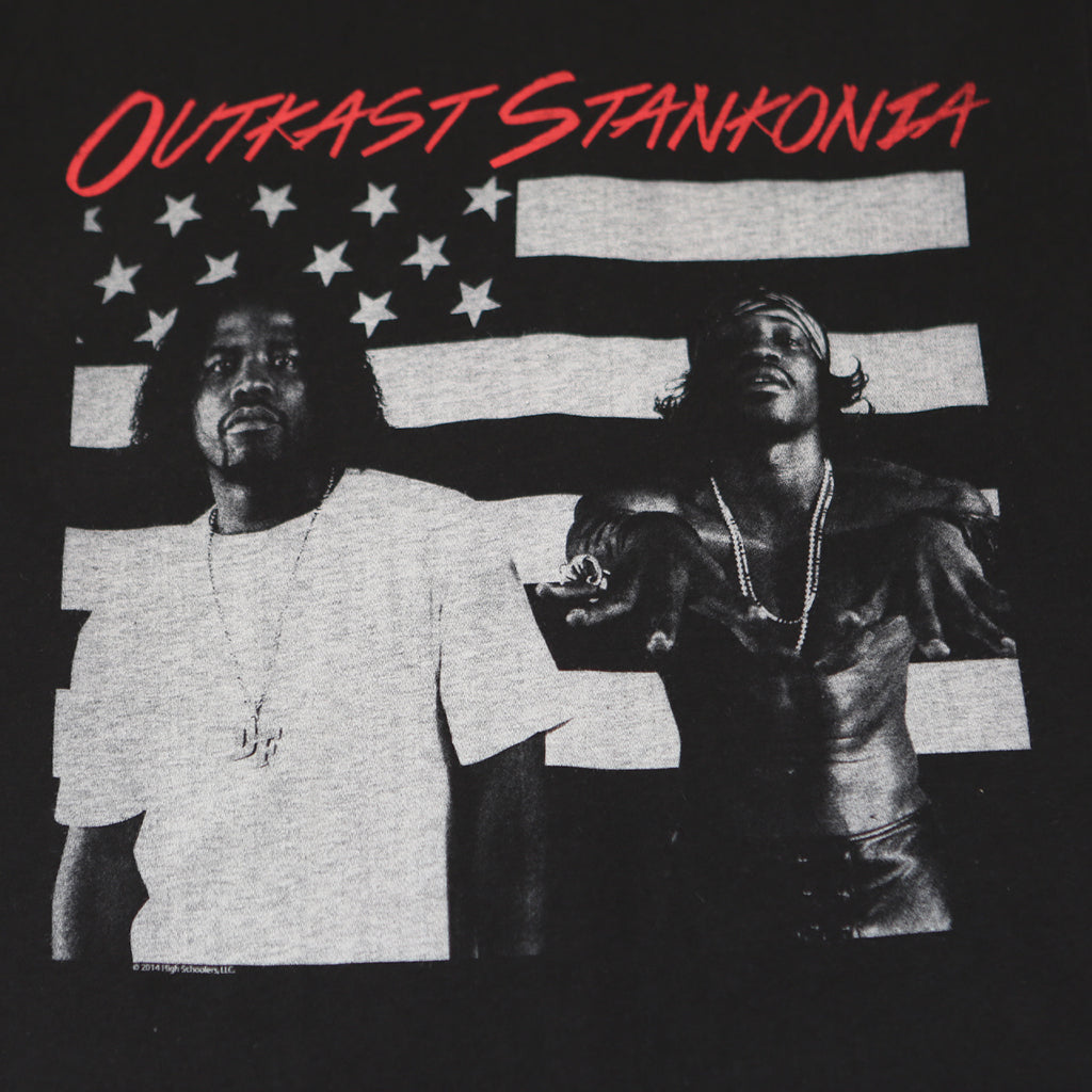 Outkast - Stankonia Men's Shirt, Black