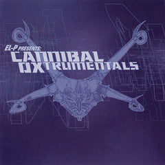 El-P Presents - Cannibal Oxtrumentals, CD - The Giant Peach