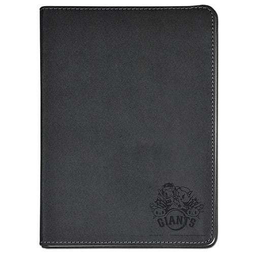 tokidoki for MLB - SF Giants Embossed Journal, Black - The Giant Peach