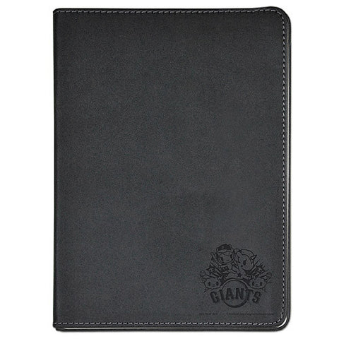 tokidoki for MLB - SF Giants Embossed Journal, Black
