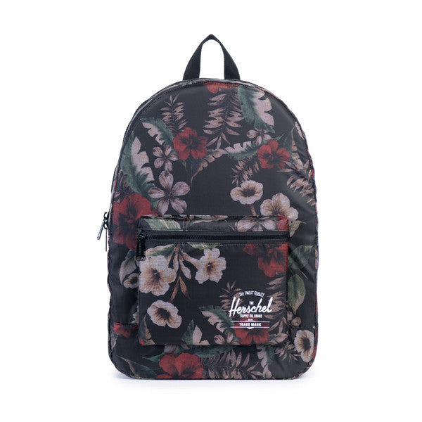 Herschel Supply Co. - Packable Daypack, Hawaiian Camo - The Giant Peach