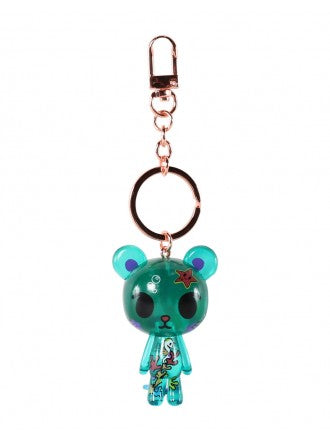 tokidoki  - Sea Punk Palette Keychain - The Giant Peach