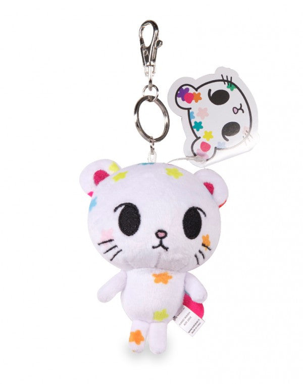 tokidoki - Palette Plush Keychain - The Giant Peach