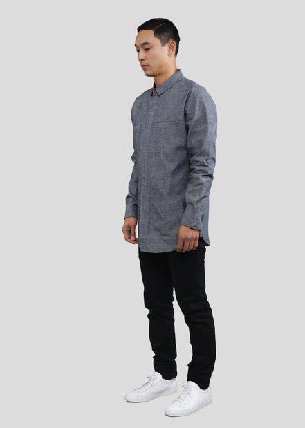 Akomplice VSOP - Patrick L/S Button Up Men