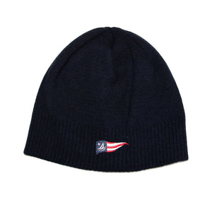Top Sider - Sailing Beanie, Navy - The Giant Peach
