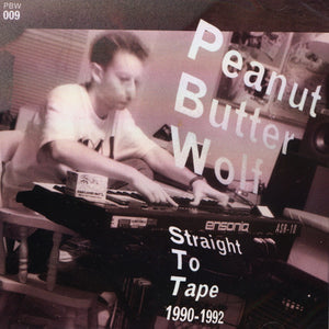 Peanut Butter Wolf - Straight To Tape 1990-92, CD - The Giant Peach