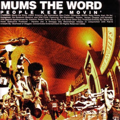 Mums The Word - People Keep Moving, CD - The Giant Peach