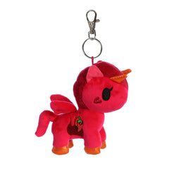 tokidoki - Peperino Unicorno Plush Clip-On - The Giant Peach