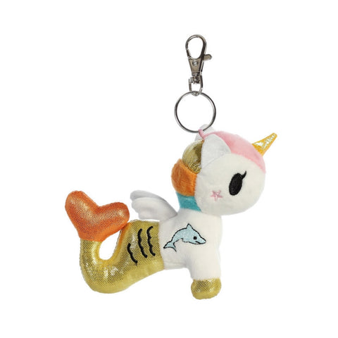 tokidoki - Perla Mermicorno Plush Clip-On