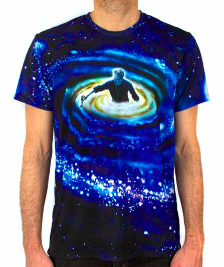 Imaginary Foundation - Personal Universe Sublimation Men's Tee - The Giant Peach