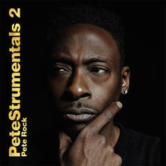 Pete Rock - Petestrumentals 2, 2xLP Vinyl Gatefold - The Giant Peach