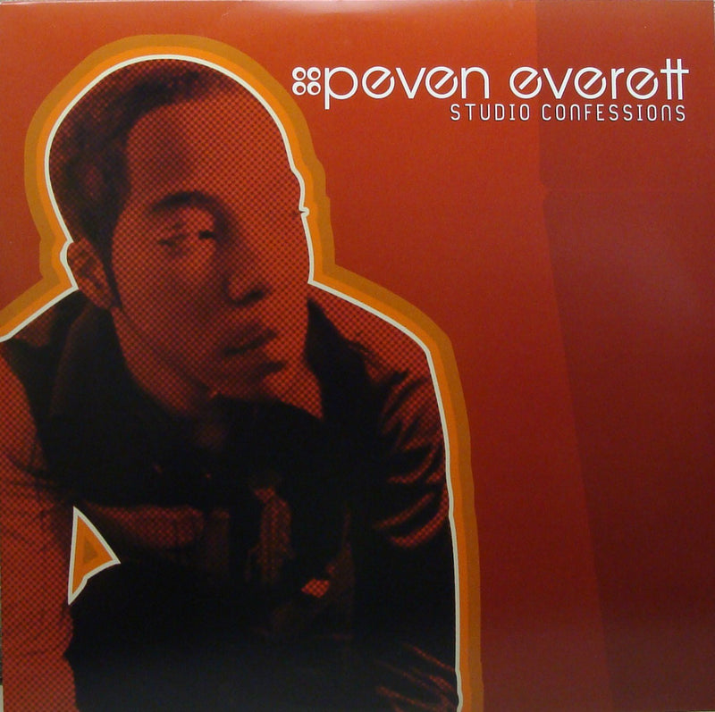 Peven Everett - Studio Confessions, CD