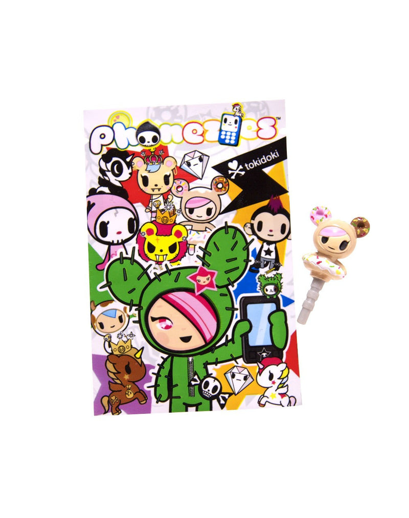 tokidoki - Phonezies Phone Charms (Blind Assortment) - The Giant Peach