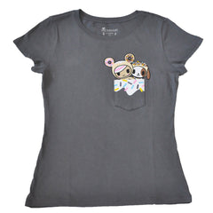 tokidoki - Pick Pocket Women's Tee, Storm - The Giant Peach