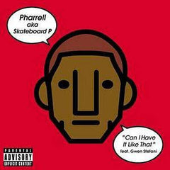 "Pharell - Can I Have It Like That feat Gwen Stefani Import 12"" Vinyl - The Giant Peach"
