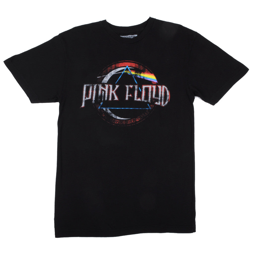 Pink Floyd - Dark Side of the Moon Men's Shirt, Black - The Giant Peach