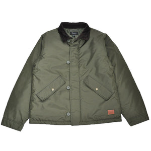 Brixton - Pinnacle Men's Jacket, Olive - The Giant Peach