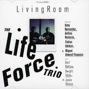 Lifeforce Trio - Living Room, CD - The Giant Peach