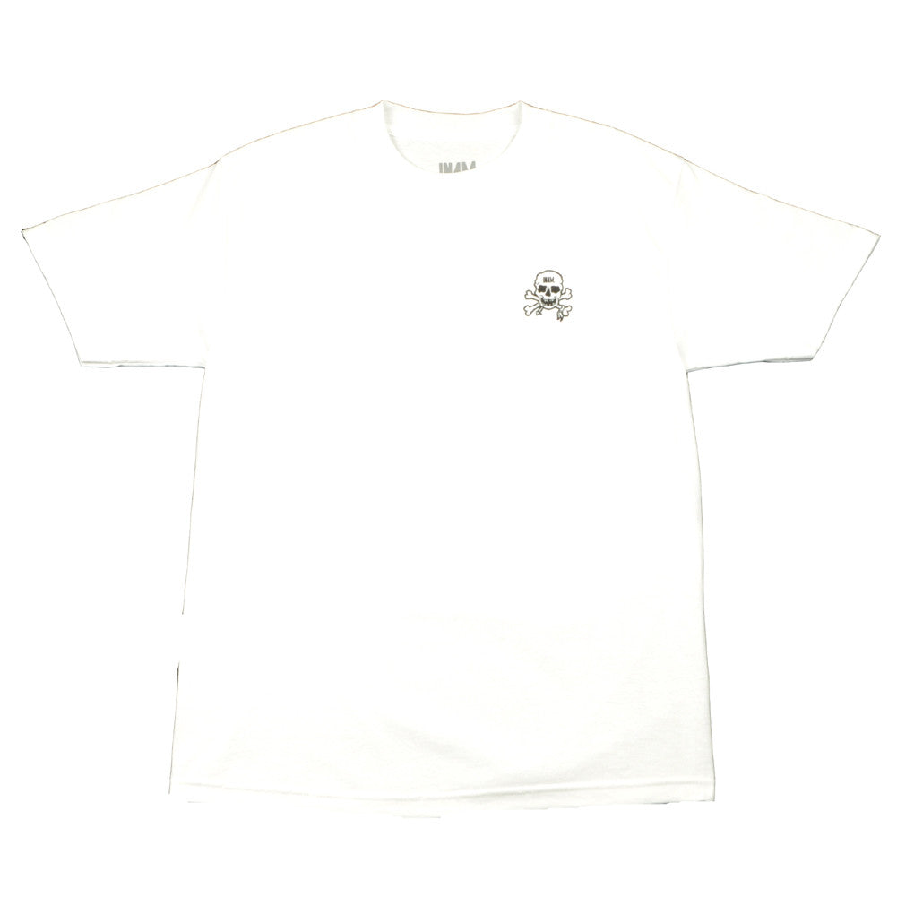 in4mation - Poison Crew Men's Shirt, White - The Giant Peach