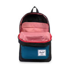 Herschel Supply Co. - Pop Quiz Backpack, Black/Ink Blue - The Giant Peach - 2