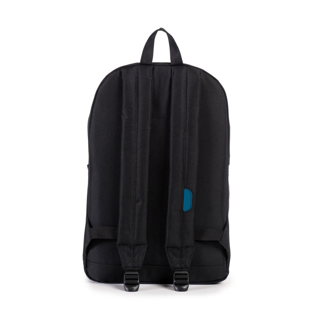 Herschel Supply Co. - Pop Quiz Backpack, Black/Ink Blue - The Giant Peach - 4