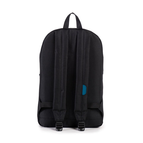 Herschel Supply Co. - Pop Quiz Backpack, Black/Ink Blue