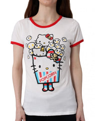 tokidoki x Hello Kitty - Pop Star Women's Tee, White