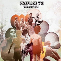 Prefuse 73 - Preparations, CD - The Giant Peach