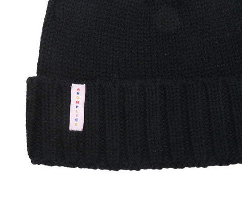 Akomplice - The Primary Beanie, Black