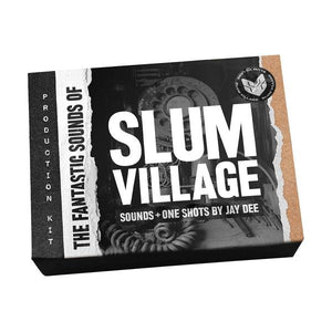 Jay Dee - The Fantastic Sounds of Slum Village Producer Kit USB