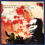 "Wale Oyejide - There's A War Going On (f/Jay Dee), 12"" Vinyl - The Giant Peach"