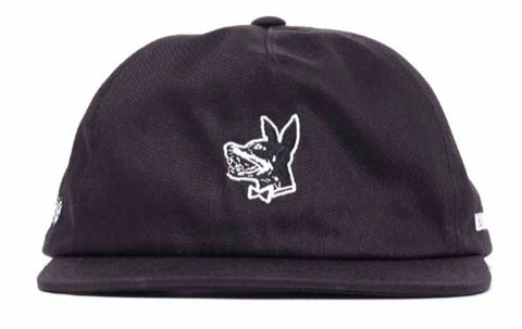 REBEL8 - Proper Fucked Snapback Hat, Black - The Giant Peach