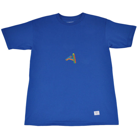 Akomplice - Puruvingo Men's Tee, Royal Blue