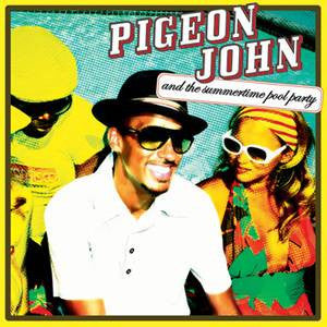Pigeon John - And the Summertime Pool Party, CD - The Giant Peach