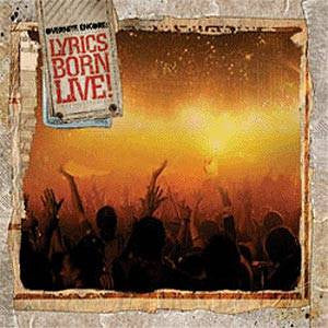 Lyrics Born - Overnite Encore: Lyrics Born Live!, CD - The Giant Peach