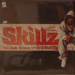 "Skillz - Ya'll Don't Wanna/Do It Real Big, 12"" Vinyl - The Giant Peach"