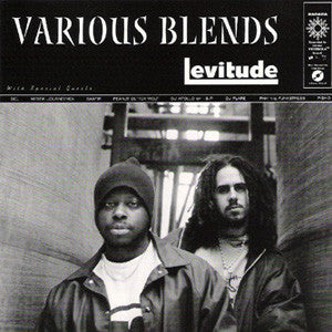 Various Blends - Levitude, 2xLP Vinyl - The Giant Peach