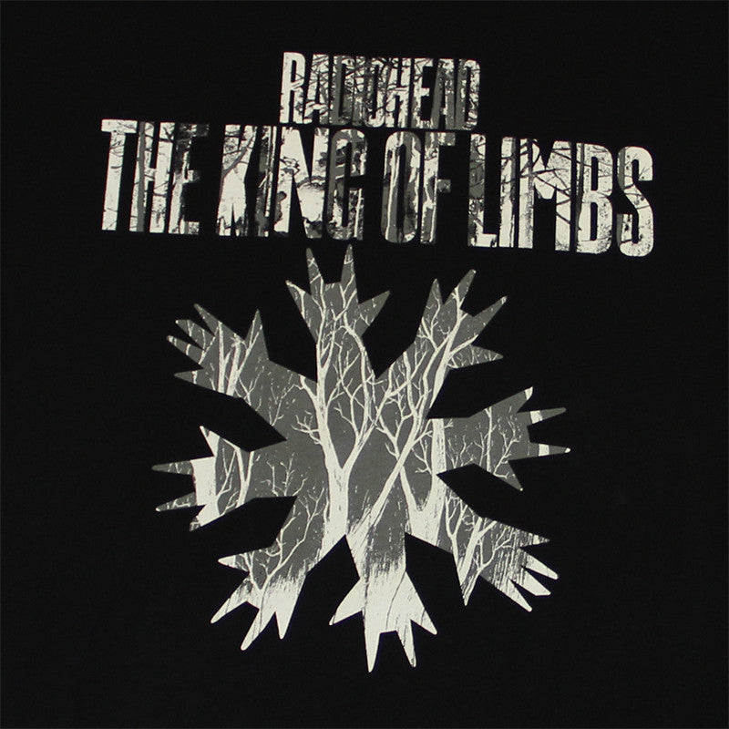 Radiohead - Tree Limbs Men's Shirt, Black - The Giant Peach