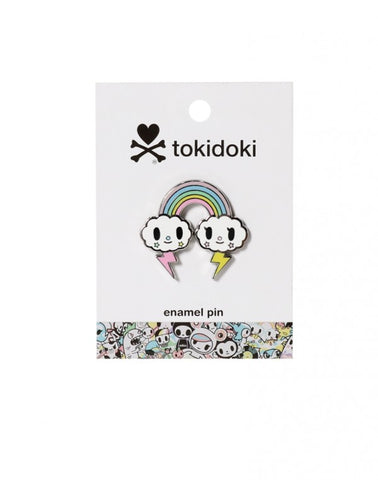 tokidoki - Pastel Pop Rainbow Enamel Pin