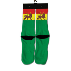 ODD SOX - Rasta Socks - The Giant Peach - 2