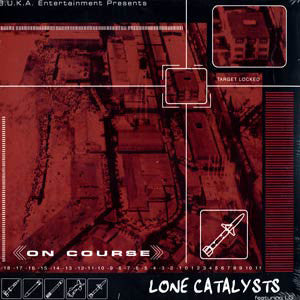 "Lone Catalysts - On Course/Won't Stop, 12"" Vinyl - The Giant Peach"