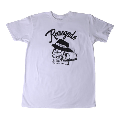 GPPR -  Renegade Men's Tee, White