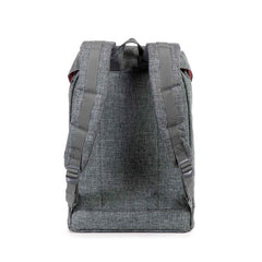 Herschel Supply Co. - Retreat Backpack, Raven Crosshatch - The Giant Peach - 4