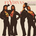 DJ Mpenzi & Dmadness - FLYDIVAS 90's R&B Ladies, Mixed CD - The Giant Peach