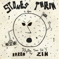 Baron Zen - Rhythm Trax Vol. 3, LP Vinyl - The Giant Peach