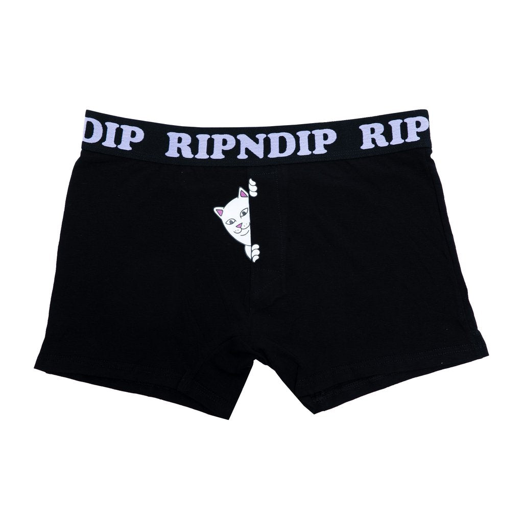RIPNDIP - Peeking Nermal Boxer Briefs, Black