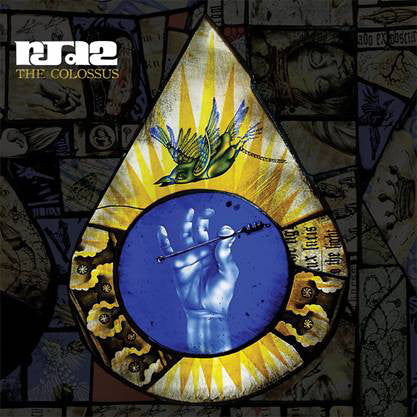 RJD2 - The Colossus, CD - The Giant Peach