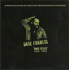 Sage Francis - Road Tested 2003-2005, CD - The Giant Peach