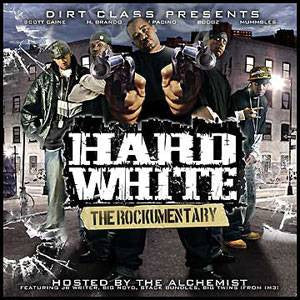 Hard White - The Rockumentary (Official Mixtape), Mixed CD - The Giant Peach