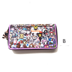 tokidoki - Roma Long Wallet - The Giant Peach
